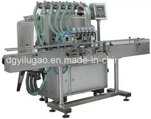 Automatic Cosmetics 5-5000ml Liquid Filling Machine pictures & photos
