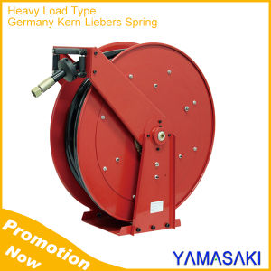 Heavy Load Water Hose Reel with Dual Inlets (600 Series) pictures & photos