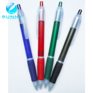 Customized Printed Promotional Plastic Ball Pen Cheap Gift Ball Pen pictures & photos