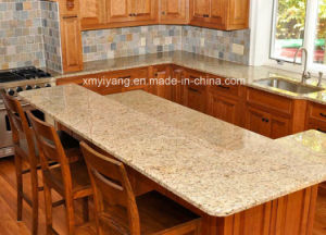 Granite Stone Countertop for Kitchen and Bathroom pictures & photos