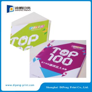 Full Color Hard Cover Book Printing (DP-B001) pictures & photos