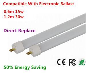 UL E481285 Plug N Play Ballast Compatible15W LED Ho T5 Tube