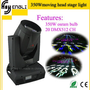 17r 350W Stage Moving Head Beam Lighting (HL-350BM) pictures & photos