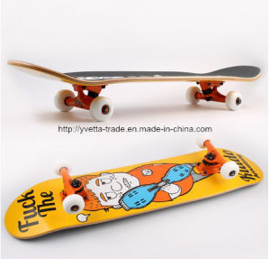 Professional Skateboard with Canadia Maple (YV-3108-3) pictures & photos