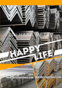 Angle Steel in Construction