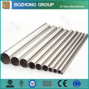 Nimonic 80A Seamless Alloy Steel Round Tubes pictures & photos