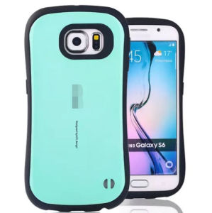 Streamlined TPU PC Combo I-Face Case for Samsung S6/S6edge pictures & photos