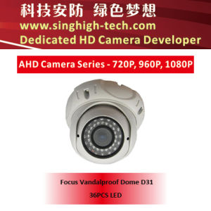960p 1.3MP Sony Imx238 CMOS Vandalproof Dome Varifocal Ahd Camera (NS-3231V)