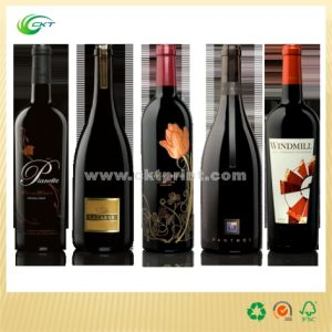Quality Wine Labels on Demand (CKT-LA-660)