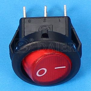 SGS on off Mini Rocker Switch pictures & photos