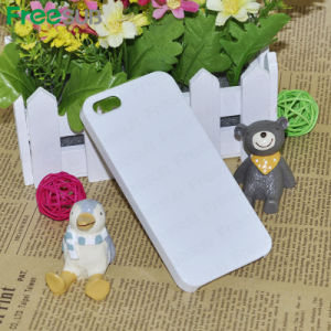 Popular 3D Sublimation Blank Phone Case for iPhone 5 (IP5-L) pictures & photos