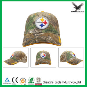 Printed Logo Custom Promotional Suede Baseball Cap pictures & photos