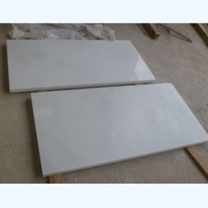 Cheap Price China Pure White Marble Stone for Floor/Wall Tiles pictures & photos