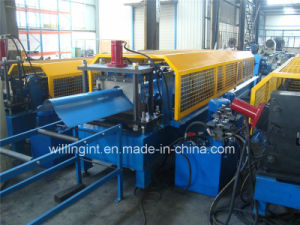 Rige Cap Roll Forming Making Machine pictures & photos
