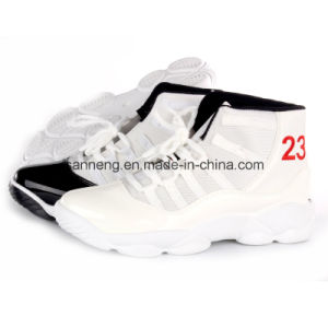2016 Men Sports Shoes with PVC Injected Outsole (SNC-52020) pictures & photos