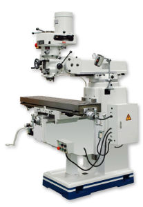 Universal Radial Milling Machine with Taiwan Milling Head (X6330 X6333 X6330A X6333A)
