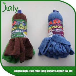 Big Discount Dust Wet Round Microfiber Mop Head pictures & photos