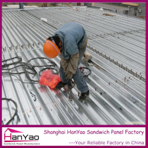 High Quality Metal 2ND Floor Deck for Steel Structure House pictures & photos