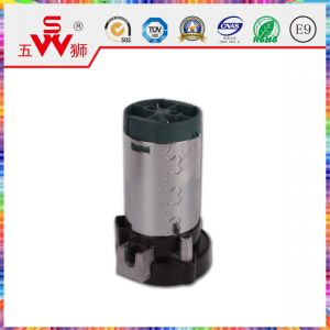 Black Movable Type Electric Horn Motor with ISO9001 Certificate pictures & photos