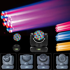 Guangzhou Hot Sale The Low Price LED 36PCS 4in1 Moving Head Beam Light pictures & photos