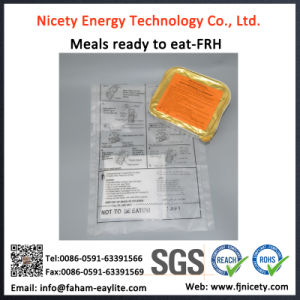 Military Ration Flameless Heater Meal Ready to Eat Army Food Heater Bag