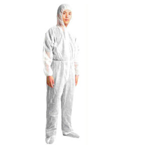 Hot Sale Antistatic Cleanroom Garment pictures & photos