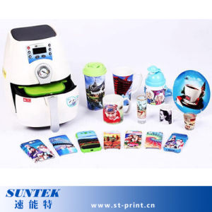 Mini 3D Sublimation Printing Vacuum Heat Transfer Machine (ST-1520-A) pictures & photos
