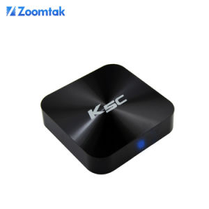 Dual Core 8GB Land Flash Smart TV Box Zoomtak K5c pictures & photos