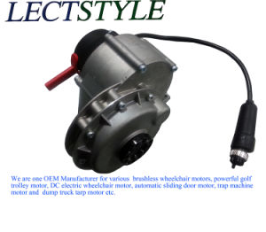 24V Powerful DC Motor & Brushless Hub Motor for Stair Climbing Wheelchair pictures & photos