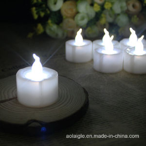 Decoration Use Mini LED Tealight Candles Popular in USA