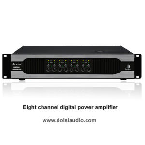 M8200 Eight Channel PRO. Audio Digital Power Amplifier pictures & photos