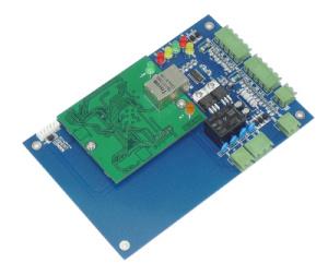 TCP/IP Single Door Access Control Panel pictures & photos