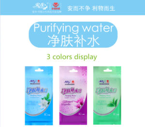 10 PCS Perfume Cotton Non-Woven Baby Wet Wipe pictures & photos