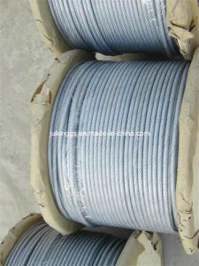 Galvanized Steel Wire Rope with PVC Coated pictures & photos