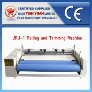 Jrj-1 Rolling and Trimming Machine pictures & photos