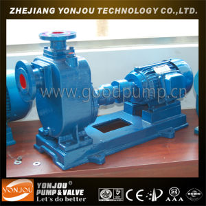 Zx Stainless Steel and Bronze Material Self-Priming Centrifugal Marine Pump pictures & photos