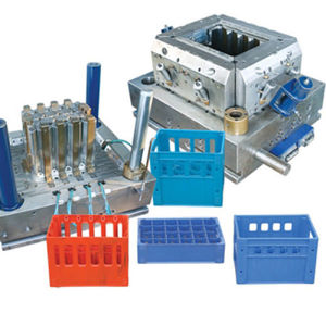 ISO9001 Certification Plastic Injection Mold