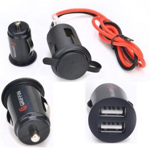 12V USB Car Charger Car Motorbike Motorcycle Cigarette Lighter Power Plug Socket pictures & photos