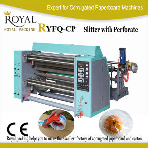 Ryfq-Cp Slitter with Perforate pictures & photos