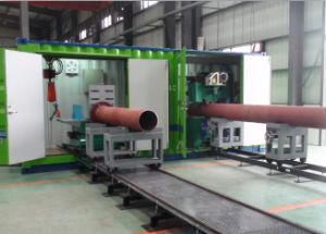 Pipe Prefabrication Containerized Line Module pictures & photos