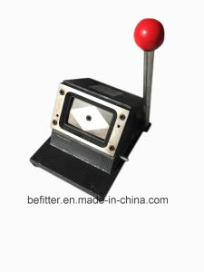 D-009 88*60mm manual round corner Die Credit Card Cutter machine pictures & photos