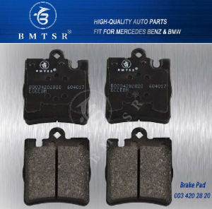 Auto Brake Pads OEM 0034202820 W210 W203 pictures & photos