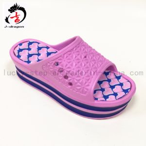 High Heel EVA Slippers for Women pictures & photos