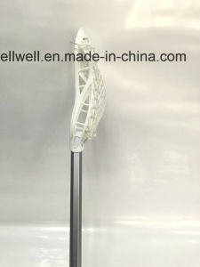 Aluminum Shaft Lacrosse Stick with Ball pictures & photos