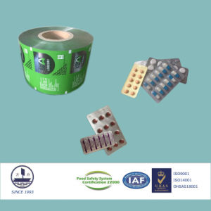 Laminated Film for Pharmaceutical Packaging 1235-O Standardized Alloy
