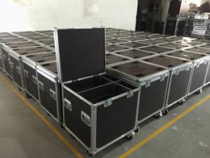 Stage Light Case for Audio Lighting System