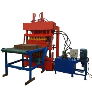 Qt10-10 Automatic Brick Machine Concrete Block Machina Clay Brick Making Machine Brick Machinery pictures & photos