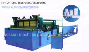 BS-Wfj-1092-a Colour Printing Automatic Toilet Paper Rewinding Machine pictures & photos