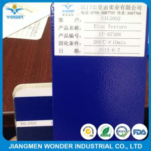 High Quality Ral 5002 Blue Texture Powder Coating Paint pictures & photos