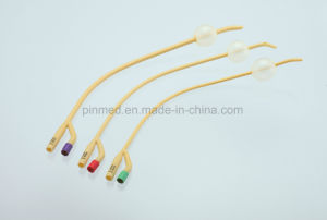 2-Way Tiemann Foley Catheter pictures & photos